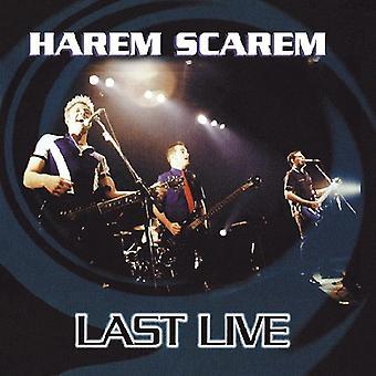 Harem Scarem - Last Live [CD] USA import