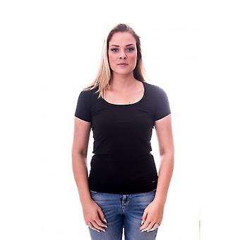 Alan Red Women T-shirt Cindy Black ( art 2002)