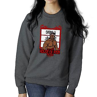 Chong Li House of Pain Bloodsport Women's Sweatshirt