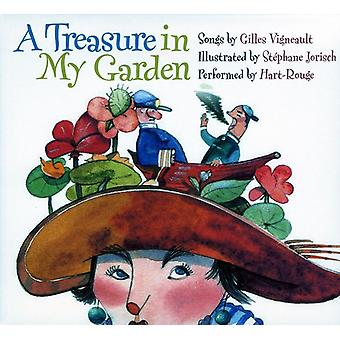 Hart-Rouge - Treasure in My Garden [CD] USA import