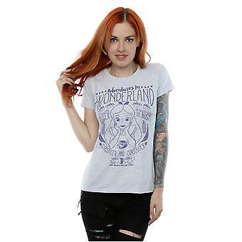 Disney Women's Alice in Wonderland Adventures T-Shirt