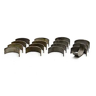 Competition Series Super Duty Steel Backed Race Rod Bearing Sbc 350 Set Of 8