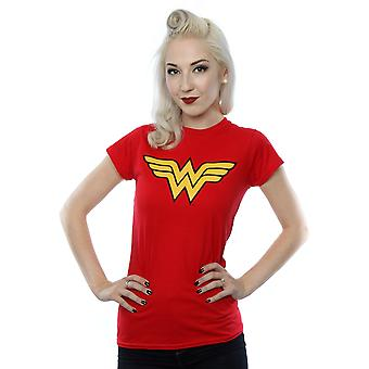 DC Comics Women's Wonder Woman Logo T-Shirt