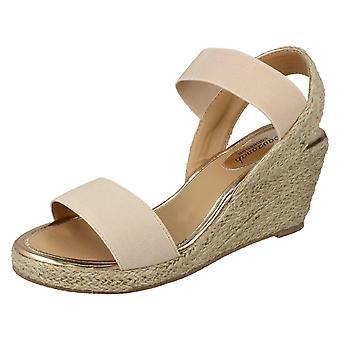 Ladies Savannah tau kile sandaler F2270