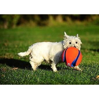 Chuckit Kick Fetch, An Interactive Dog Toy Small Size 15cm