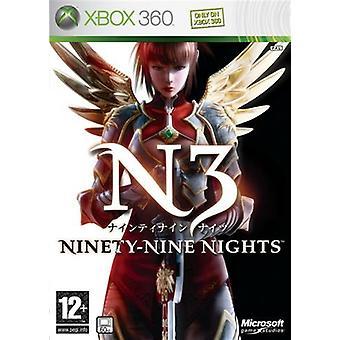 99 nachten (Xbox 360)-nieuw