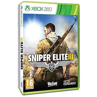 Sniper Elite 3 (Xbox 360)-fabriks forseglet
