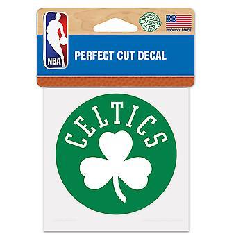 Wincraft Aufkleber 10x10cm - NBA Boston Celtics