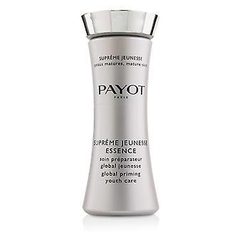 Payot 最高ジュネス エッセンス - グローバル青少年ケア - 100 ml/3.3 オンスをプライミング
