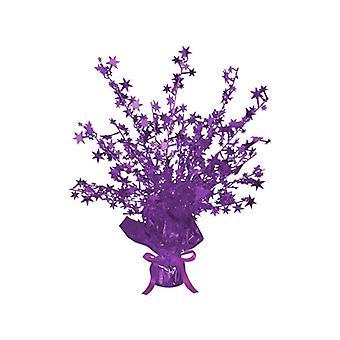 Sterne funkeln ' n ' platzen Herzstück Purple (1 Stück)
