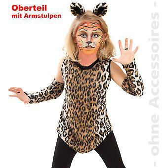 Cat costume Cheetah Leopard cat wild cat children Pussycat Childs costume