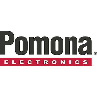 Pomona Electronics 3781-24-2 Test lead [Terminals - Terminals] 0.60 m Red