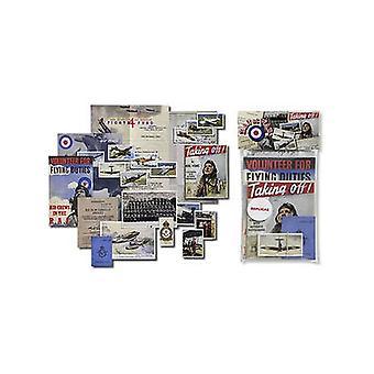 RAF War nostalgisia muistoja Pack