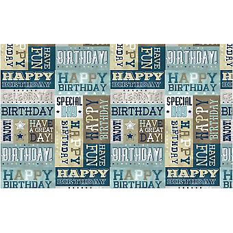 Simon Elvin Gift Wraps Traditional (24 Sheets)