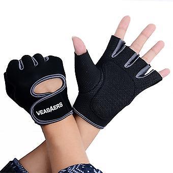 Training Gloves   Designed for Maximum Air Circulation - Grey
