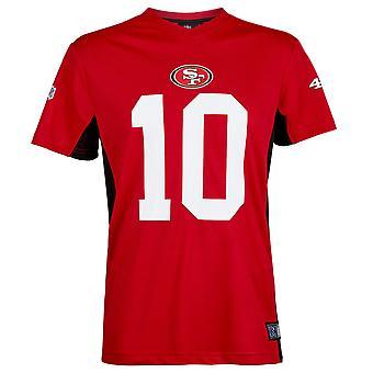 NFL Polymesh Jersey shirt San Francisco 49ers #10 Garoppolo
