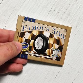Car Racing Game - Famous 500