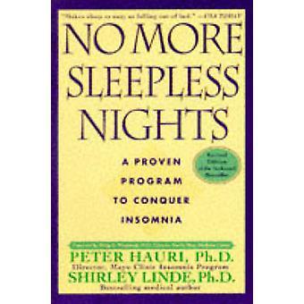 Keine mehr schlaflose Nächte (2nd Revised Edition) von Peter Hauri - Shirl