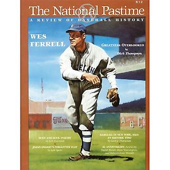 The National Pastime, Volume 21: A Review of Baseball History