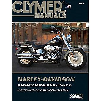 Harley Davidson Softail FLX/FXS/FXC Series - Clymer: 2006-2010 (manuels de réparation automobile Haynes)