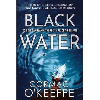 Caisse à eaux noir