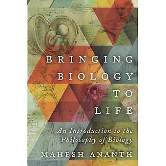 Faire vivre de biologie: une Introduction à la philosophie de la biologie
