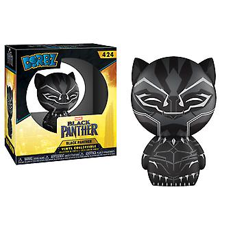 Funko DORBZ: Black Panther-Black Panther 424 Vinyl Sammlerstück