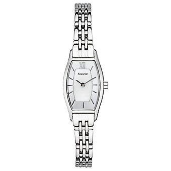Accurist ranne watch, naisten, Silver