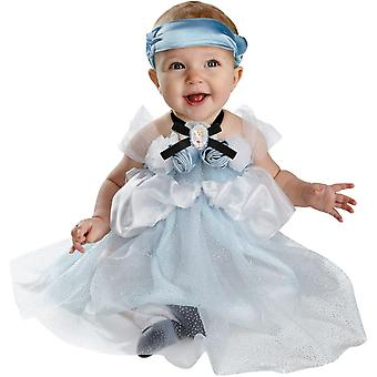 Disfraz Infantil de Cenicienta
