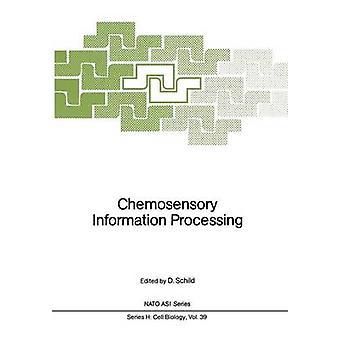 Información quimiosensorial procesamiento por Schild y Detlev