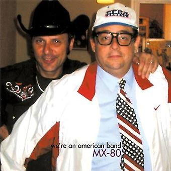 MX-80 - We're an American Band [CD] USA import