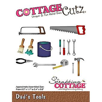 Scrapping Cottage Dad's Tools