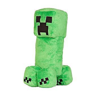 Minecraft, Knuffeldier/pluche speelgoed-klimplant 28 cm