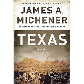 Texas by James A. Michener - 9780375761416 Book