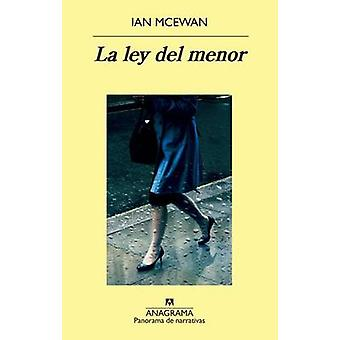 La Ley del Menor by Ian McEwan - 9788433979353 Book