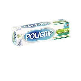 Poligrip Ultra Denture Fixating Cream 40g