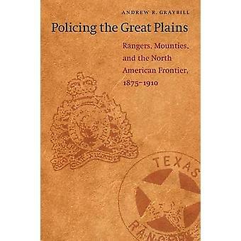 Polizia Mounties Great Plains - Rangers - - e l'America del Nord