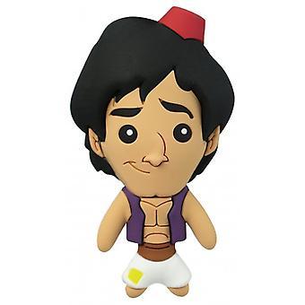 3D Foam Magnet - Disney - Aladdin New 86217