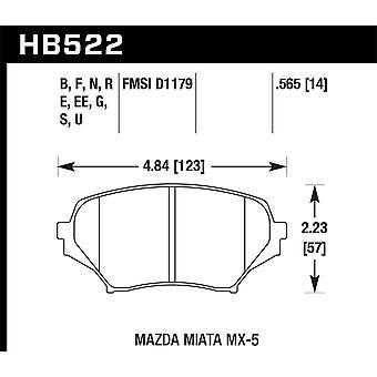 Hawk Performance HB522E. 565 blå 9012
