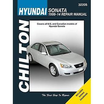 Hyundai Sonata (Chilton) Automotive Repair Manual - 1999-2014 - 978162