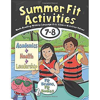 Summer Fit, Seventh - Eighth Grade