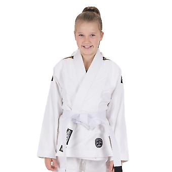 Tatamis Fightwear Nova Kids absolue BJJ Gi blanc