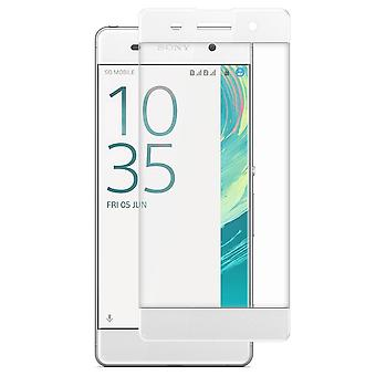 Screen Protector Tempered Glass Curved Sony Xperia XA Transparent White