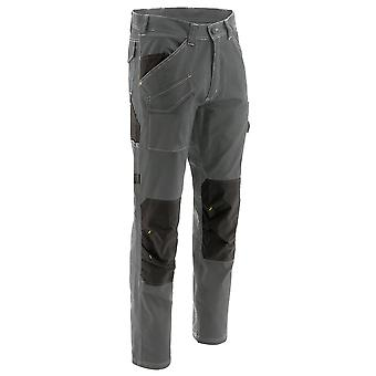 CAT Workwear Mens Essentials Contrast Cargo Work Trousers