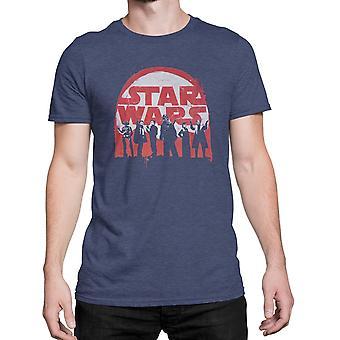 Star Wars solo Motley Crew homens ' s T-shirt