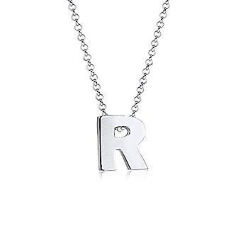 Elli Silber Anhänger Halskette 0109911417_45