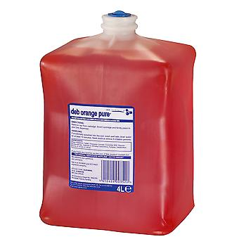 Deb Dop4000L Estesol 4 Litre Orange Lotion