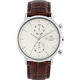 BEN SHERMAN - Watch - Men - WB041T - PORTOBELLO PROFESSIONAL MULTI