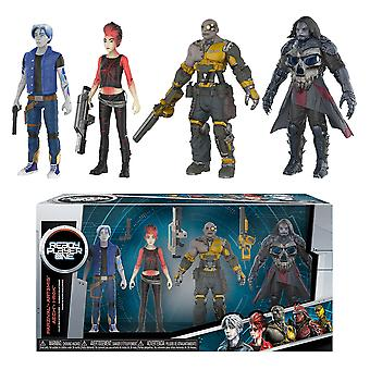 Ready Player One Action Figure 4 Pk