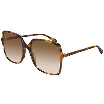 GUCCI GG0544S Degraded Brown Scale